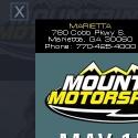 Mountain Motorsports Of Georgia