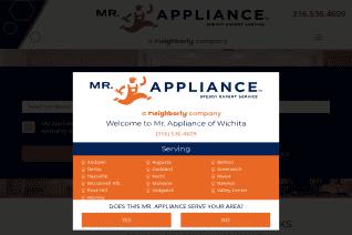Mr Appliance reviews and complaints