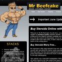 Mr Beefcake
