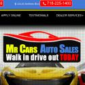 Mr Cars Auto Sales reviews and complaints