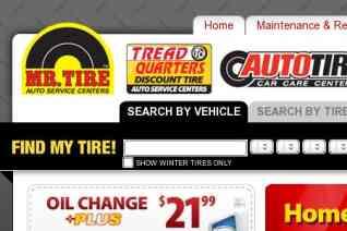 Mr Tire reviews and complaints