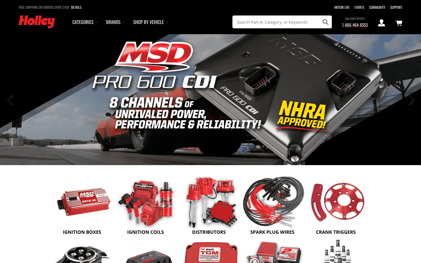 MSD Ignition reviews and complaints