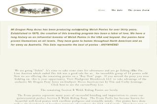 Mt Dragon Pony Acres reviews and complaints
