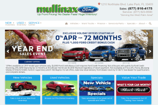 Mullinax Ford Of West Palm Beach reviews and complaints