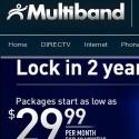 Multiband Internet