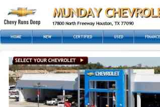 Munday Chevy reviews and complaints