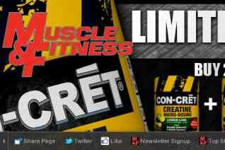 Muscle and Fitness reviews and complaints