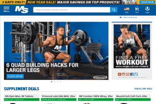 Muscle And Strength reviews and complaints