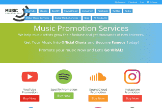 Music Promotion Corp reviews and complaints