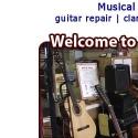 Musical Instrument Repair Shop