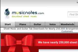 MusicNotes reviews and complaints