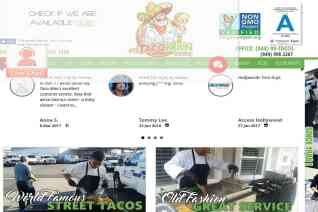My Taco Man reviews and complaints
