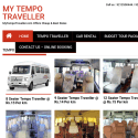 My Tempo Traveller reviews and complaints
