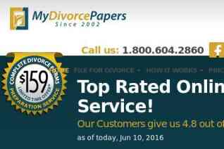 Mydivorcepapers reviews and complaints