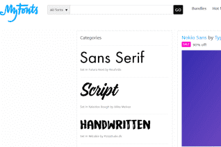 Myfonts reviews and complaints