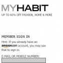 MyHabit reviews and complaints