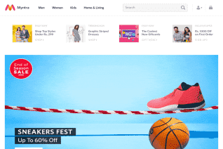 Myntra reviews and complaints