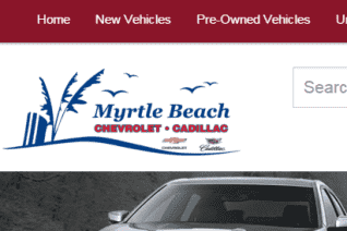 Myrtle Beach Chevrolet Cadillac reviews and complaints
