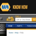 Napa Auto Parts reviews and complaints