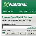 National Car Rental reviews and complaints