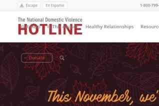 National Domestic Violence Hotline reviews and complaints