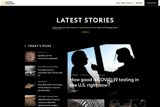 National Geographic reviews and complaints