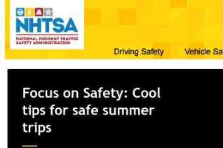 National Highway Traffic Safety Administration reviews and complaints