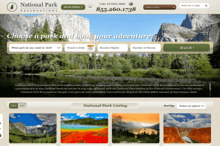 National Park Reservations reviews and complaints