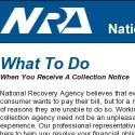 National Recovery Agency