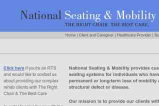 National Seating And Mobility reviews and complaints