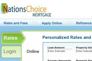 Nations Choice Mortgage reviews and complaints