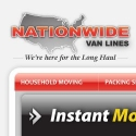 Nationwide Van Lines reviews and complaints