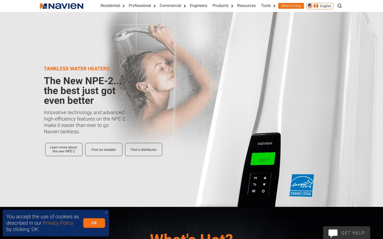 Navien reviews and complaints