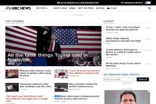 NBC News reviews and complaints