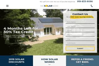 NC Solar Now reviews and complaints