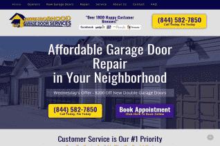Neighbourhood Garage Door Services reviews and complaints