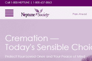 Neptune Society reviews and complaints