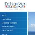 New Bahia Mar resort