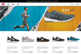 New Balance Store India reviews and complaints