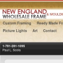 New England Framing and Mouldings reviews and complaints