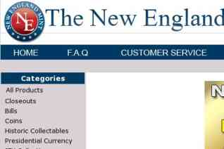 New England Mint reviews and complaints