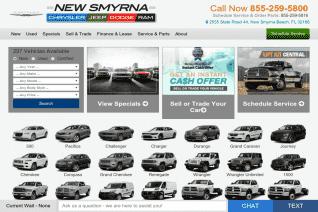 New Smyrna Chrysler Jeep Dodge Ram reviews and complaints