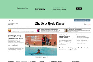 New York Times reviews and complaints