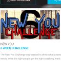 New You Challenge