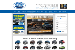 Newberg Ford reviews and complaints