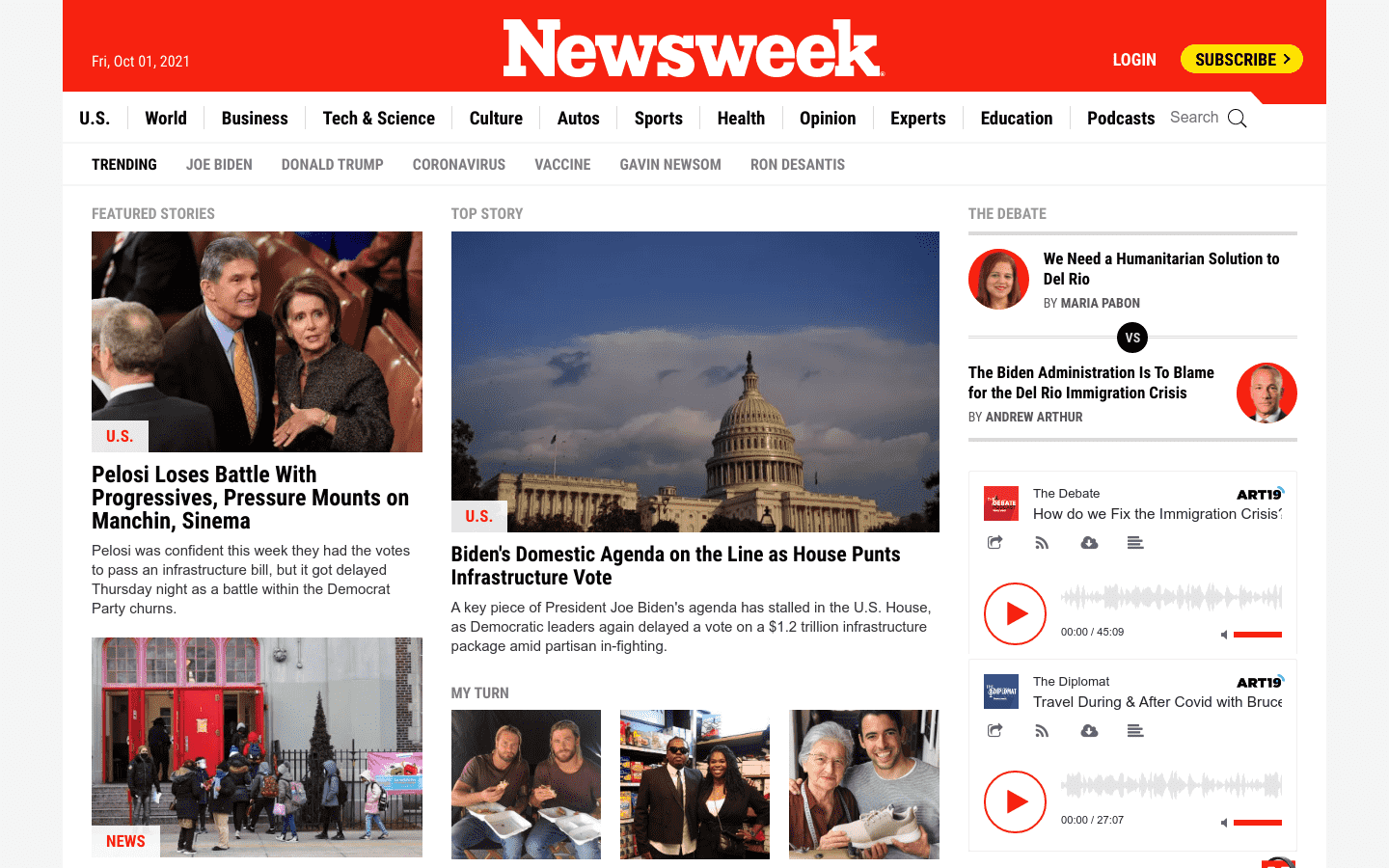 Newsweek reviews and complaints