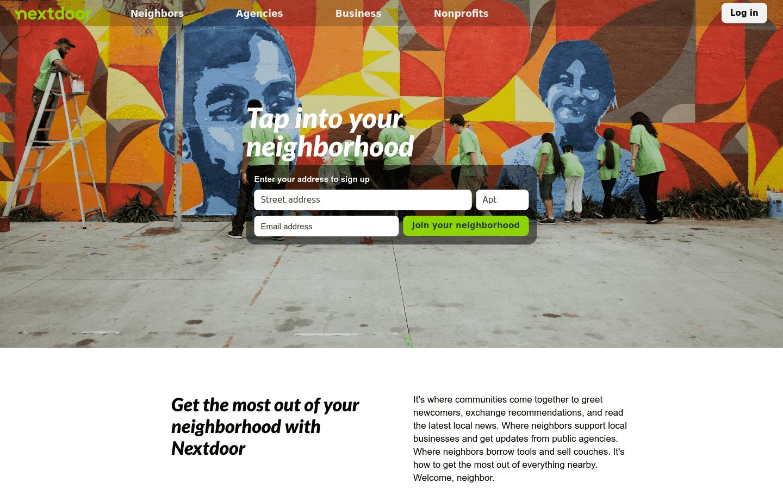 Nextdoor reviews and complaints