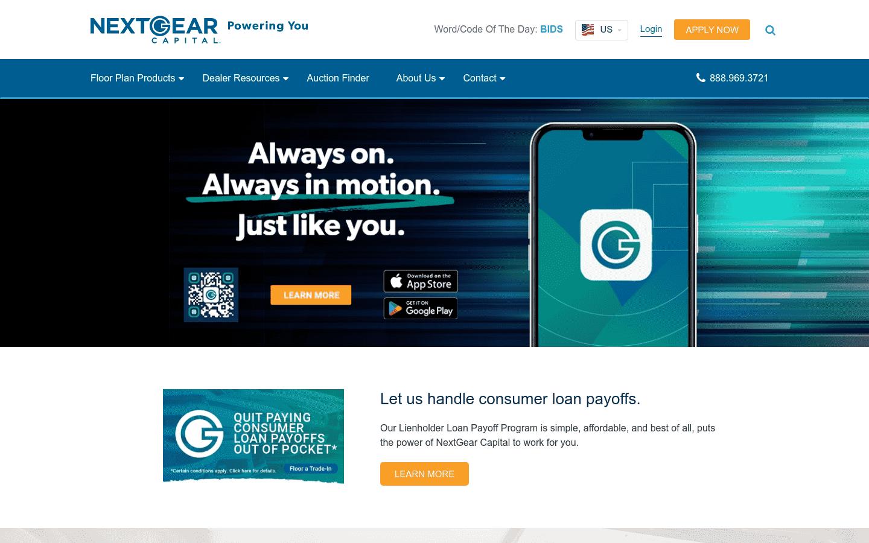 Nextgear Capital reviews and complaints