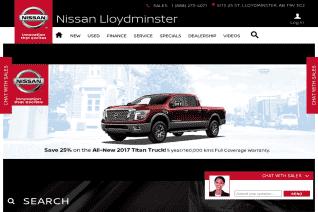 Nissan Lloydminster reviews and complaints