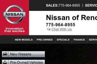 Nissan of Reno reviews and complaints